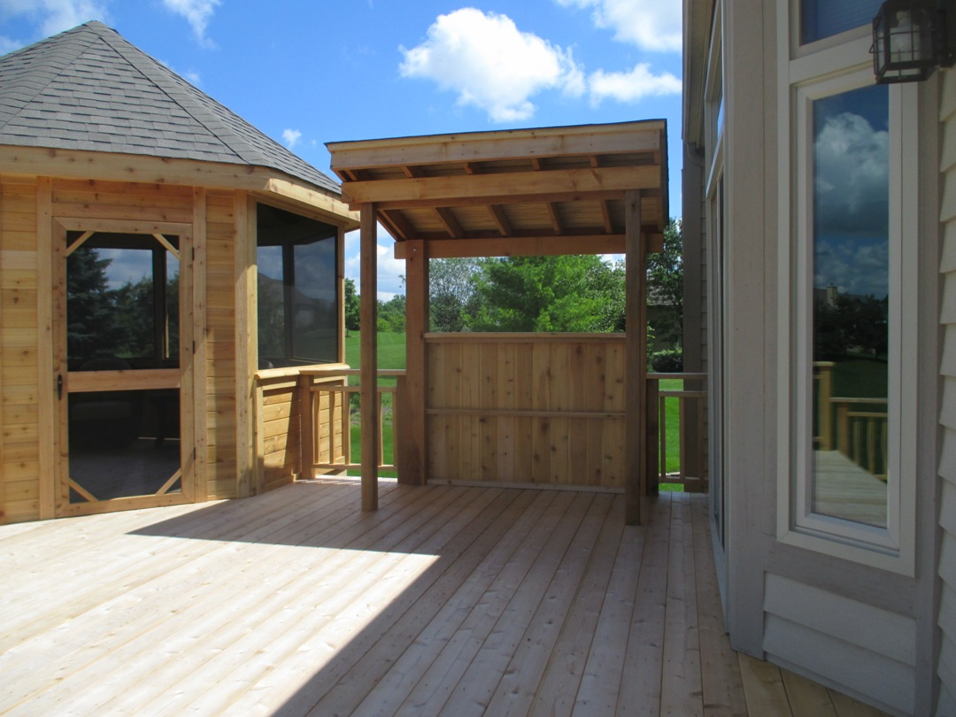 Decks Gazebos Porches Amp Patios Huntley Algonquin Il