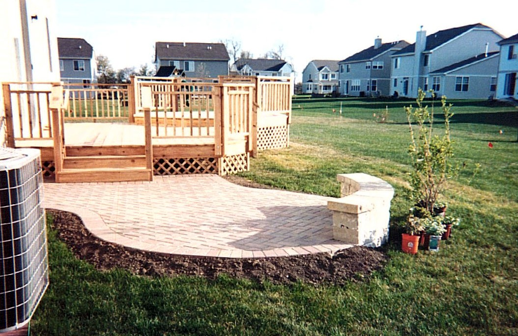 Deck Gazebo Porch And Patio Builders Illinois