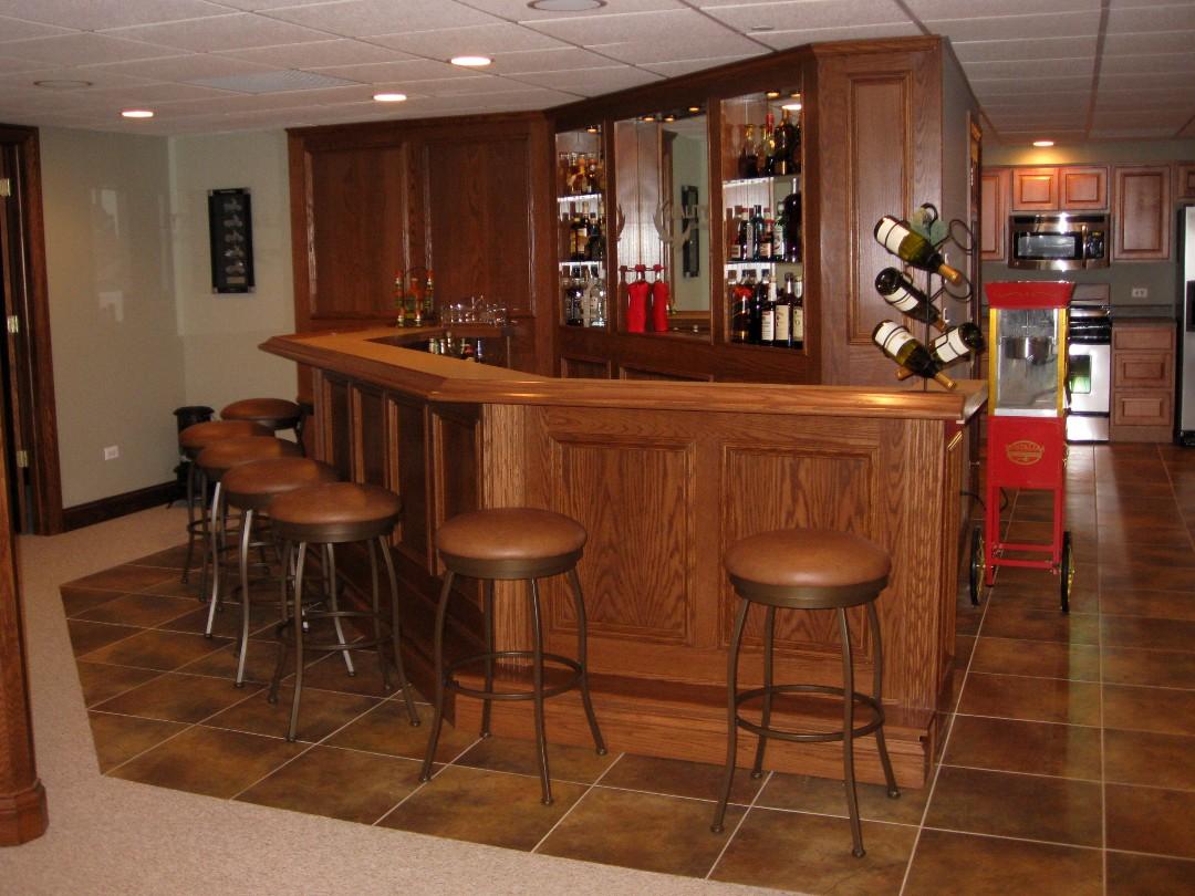 we do custom finished basements barrington il finished basements
