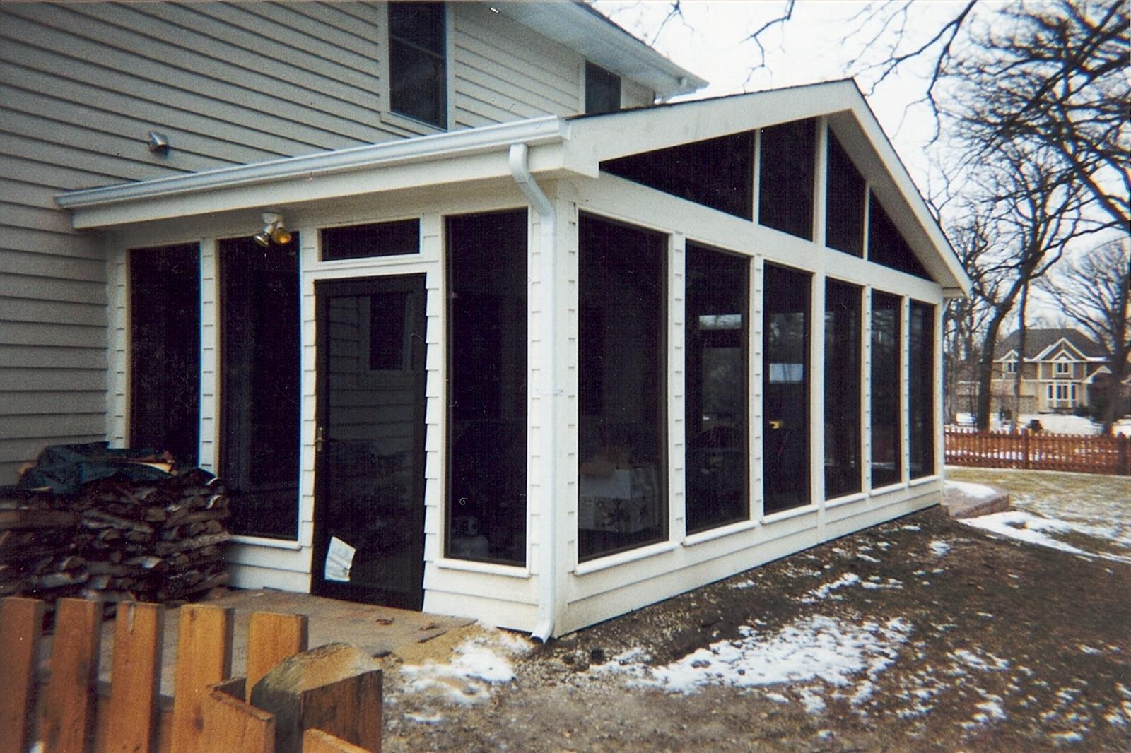 Gazebo Screened Room Builders Illinois Hoffman Estates